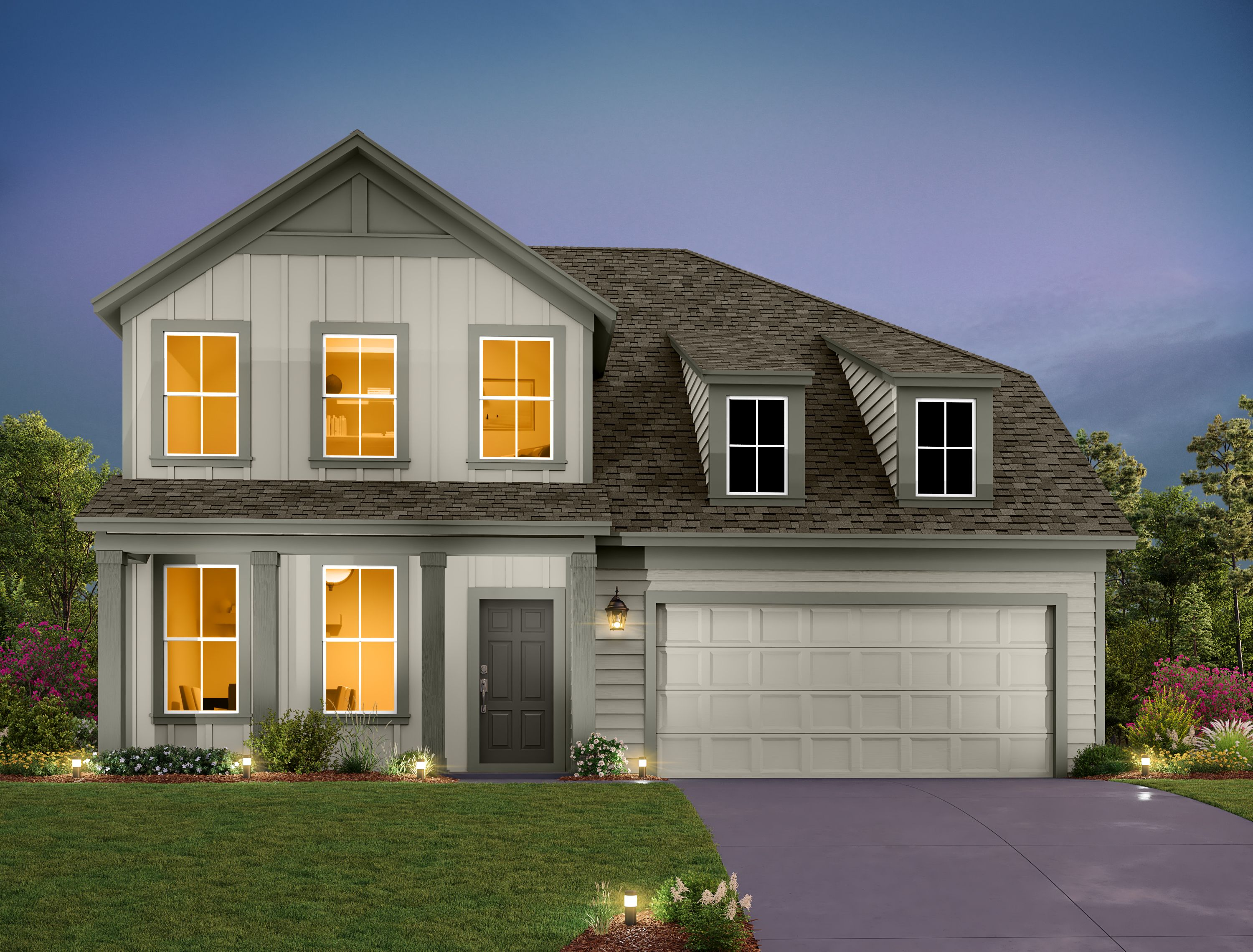 Exterior featured in the Westlake By Ashton Woods in Austin, TX