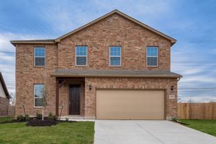 Cleburne - Southglen: Boerne, Texas - Ashton Woods