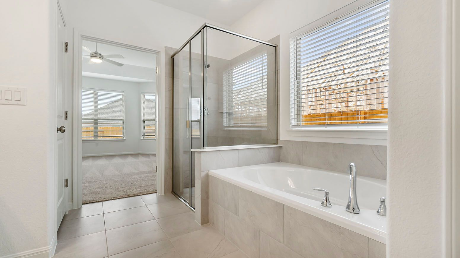 Bathroom featured in the Thornton By Ashton Woods in Austin, TX
