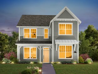 Blue Jay - Mockingbird Park Cottages: Leander, Texas - Ashton Woods