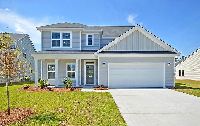 407 Carrara Drive Homesite 34 (Lincoln)