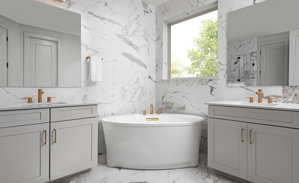 Bathroom featured in the William By Ashton Woods in Austin, TX