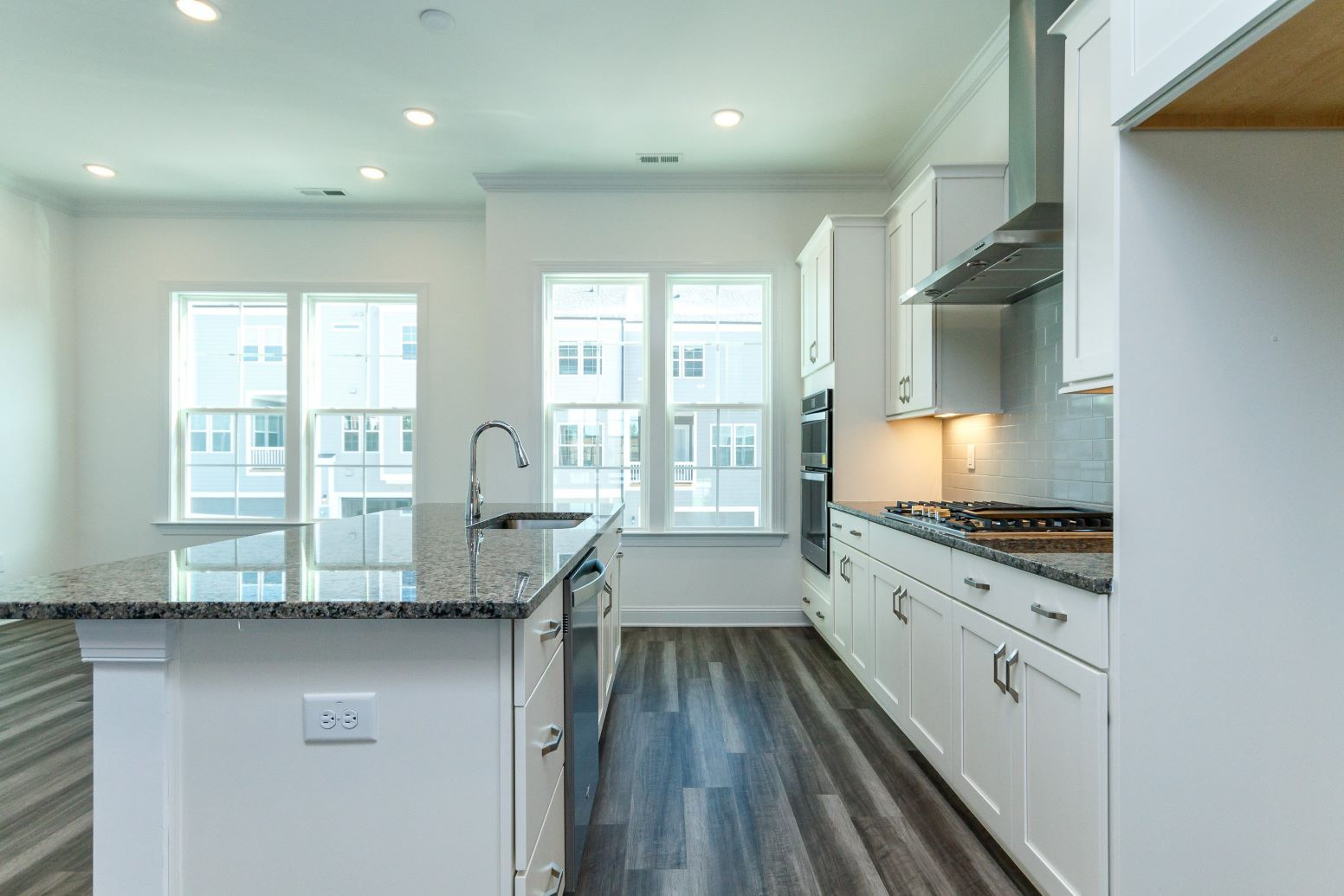 Kitchen featured in the Belmont By Ashton Woods in Raleigh-Durham-Chapel Hill, NC