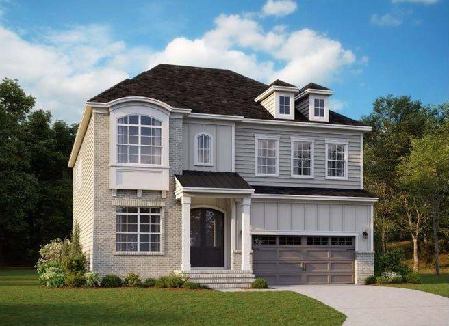 1029 Village View Lane Homesite 108 (Meaghan)