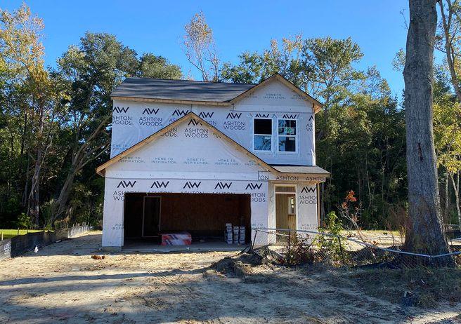 1427 Thin Pine Drive Homesite 7 (Jackson)