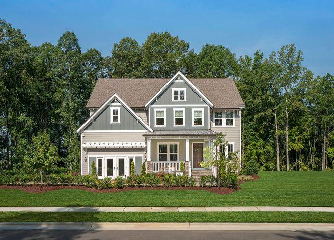 1736 Aberdour Drive Homesite 418 (Greenville)