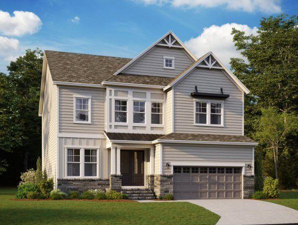 1025 Amanda Court Homesite 26 (Jackson)