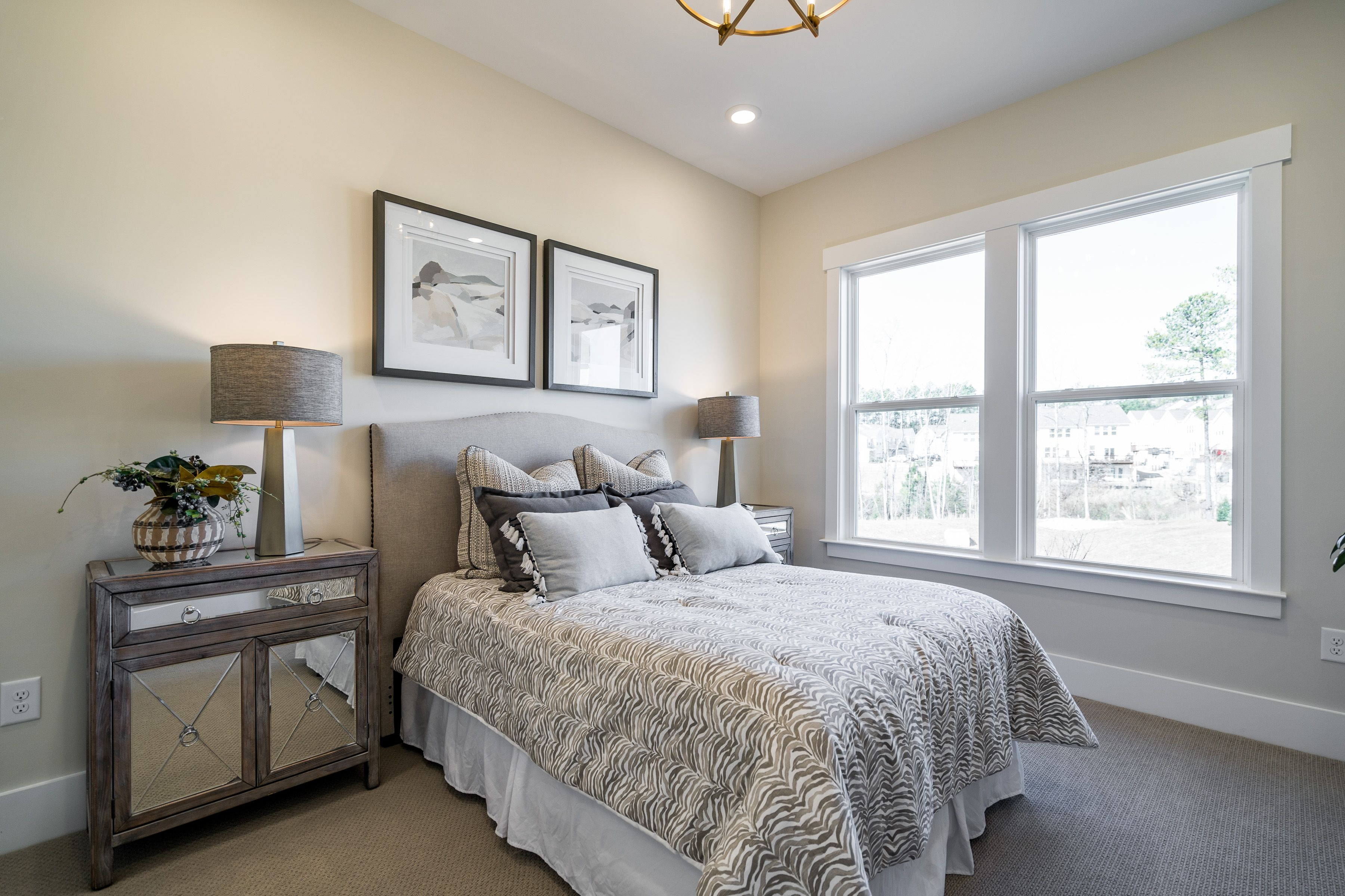 Bedroom featured in the Meaghan By Ashton Woods in Raleigh-Durham-Chapel Hill, NC