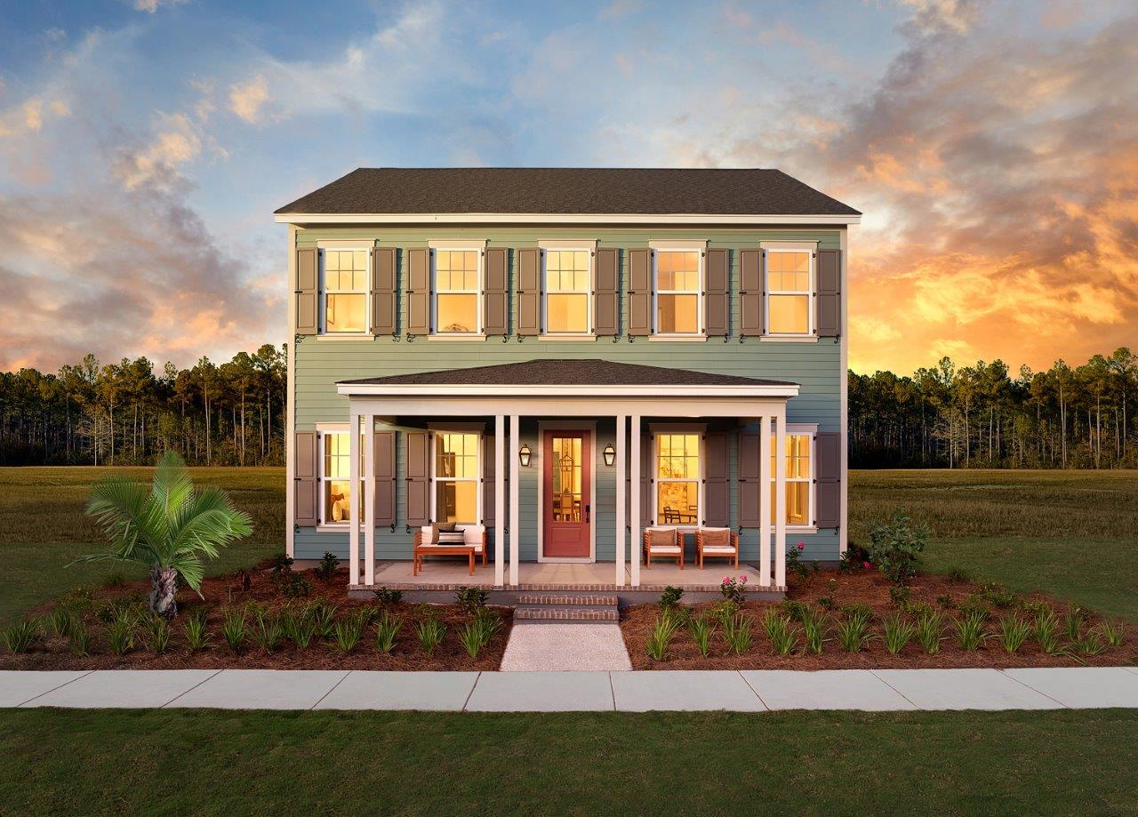 Exterior featured in the Overton By Ashton Woods in Charleston, SC
