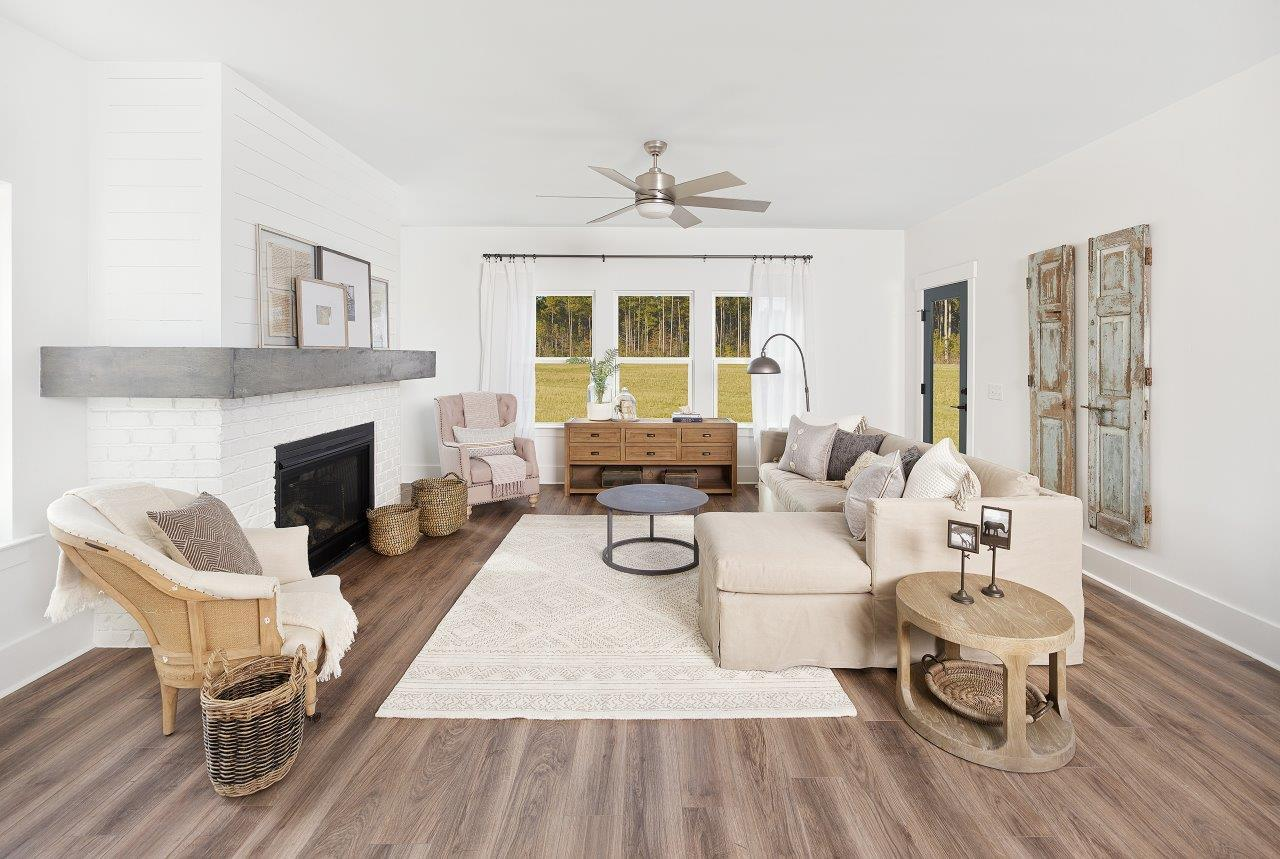 Living Area featured in the Truman By Ashton Woods in Charleston, SC