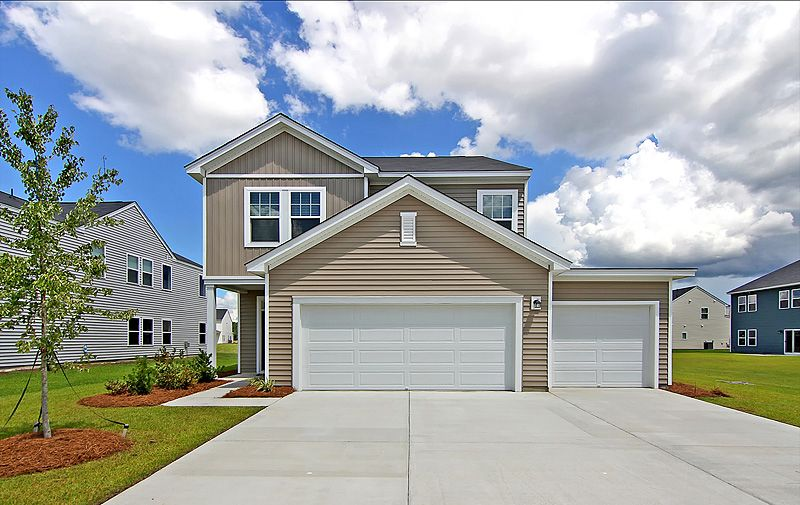 'Woodwinds at Cane Bay' by Ashton Woods Homes-Charleston in Charleston