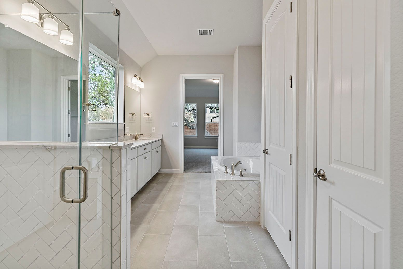 Bathroom featured in the Maxwell By Ashton Woods in Austin, TX
