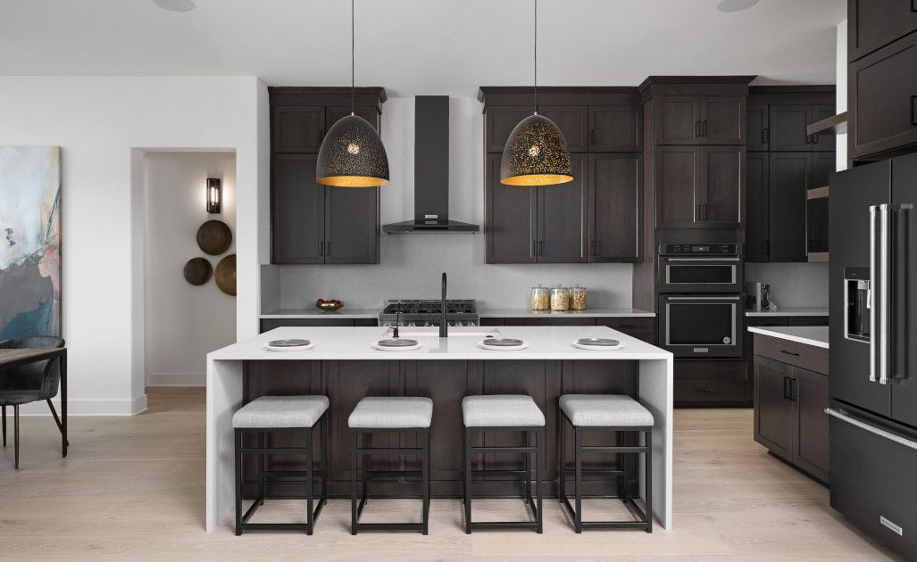 Kitchen featured in the Hathaway By Ashton Woods in Austin, TX