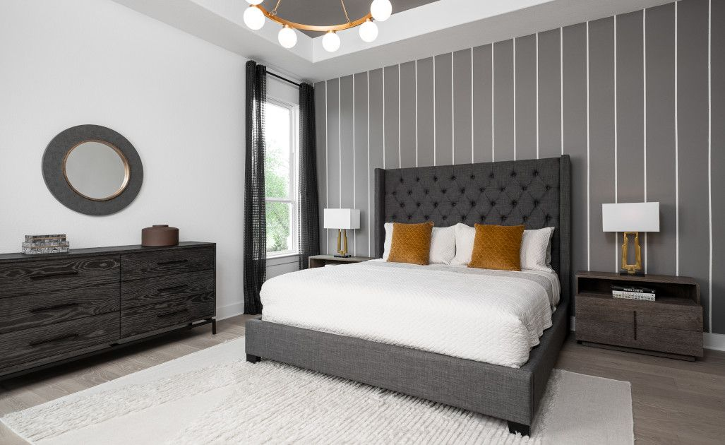 Bedroom featured in the Hathaway By Ashton Woods in Austin, TX