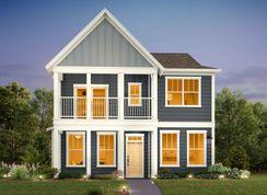 Raven - Mockingbird Park Cottages: Leander, Texas - Ashton Woods