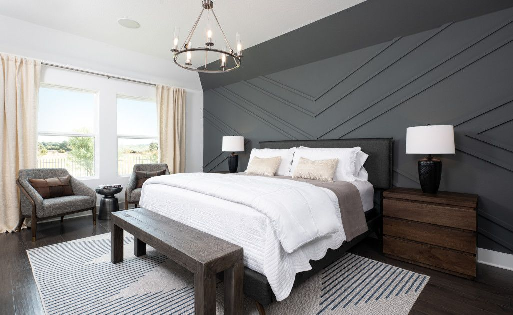Bedroom featured in the Manchester By Ashton Woods in Austin, TX