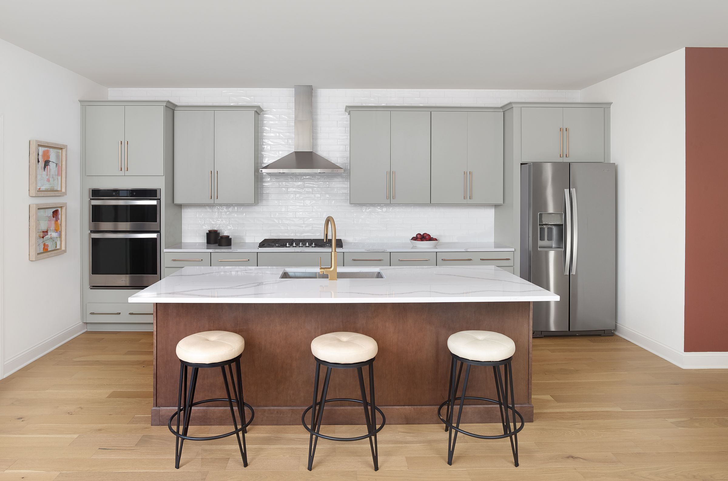 Kitchen featured in the Reese By Ashton Woods in Raleigh-Durham-Chapel Hill, NC
