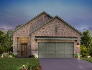 McKinney - Mockingbird Park Cottages: Leander, Texas - Ashton Woods