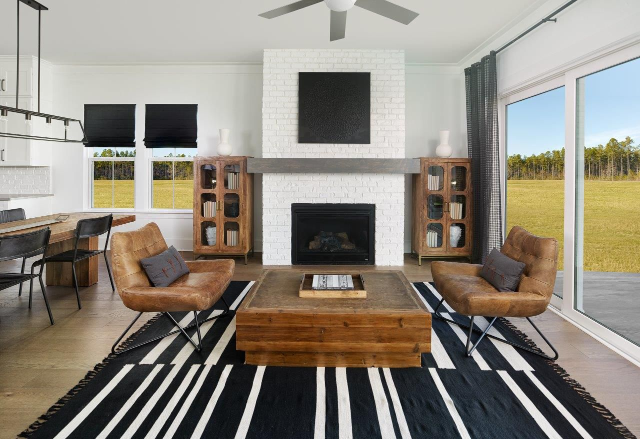 Living Area featured in the Witherbee By Ashton Woods in Charleston, SC