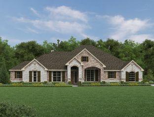 Camden - Copper Ridge: New Braunfels, Texas - Ashton Woods