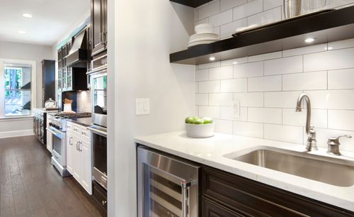 Kitchen-in-The Hanover-at-Amberly-in-Cary