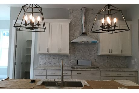 Kitchen-in-The Wesley-at-North Grove-in-Raleigh
