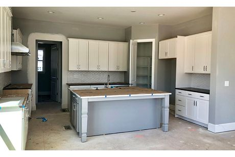 Kitchen-in-The Sarasota-at-Lake Castleberry-in-Apex