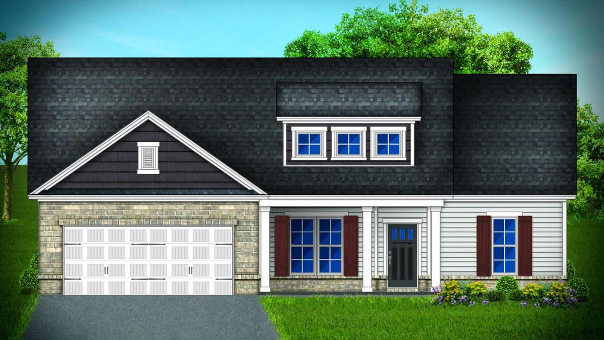 Ashwood Elevation C