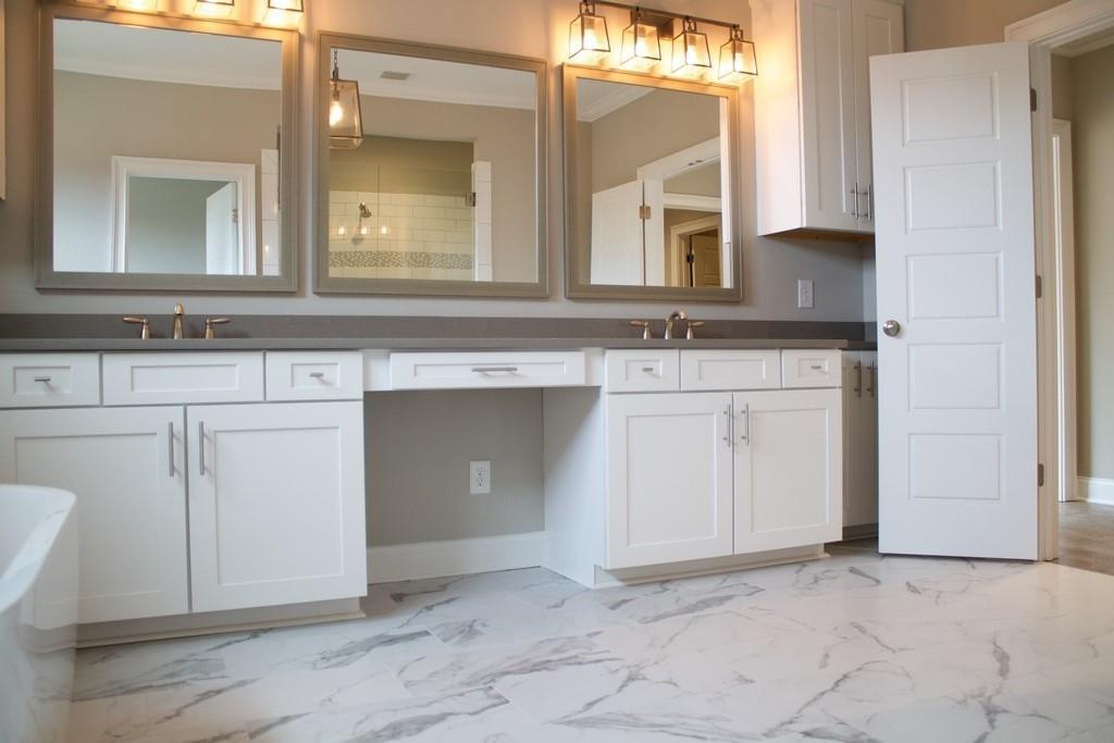 Bathroom featured in The Leigh Carriage I By Phoenix Custom Builders  in Atlanta, GA