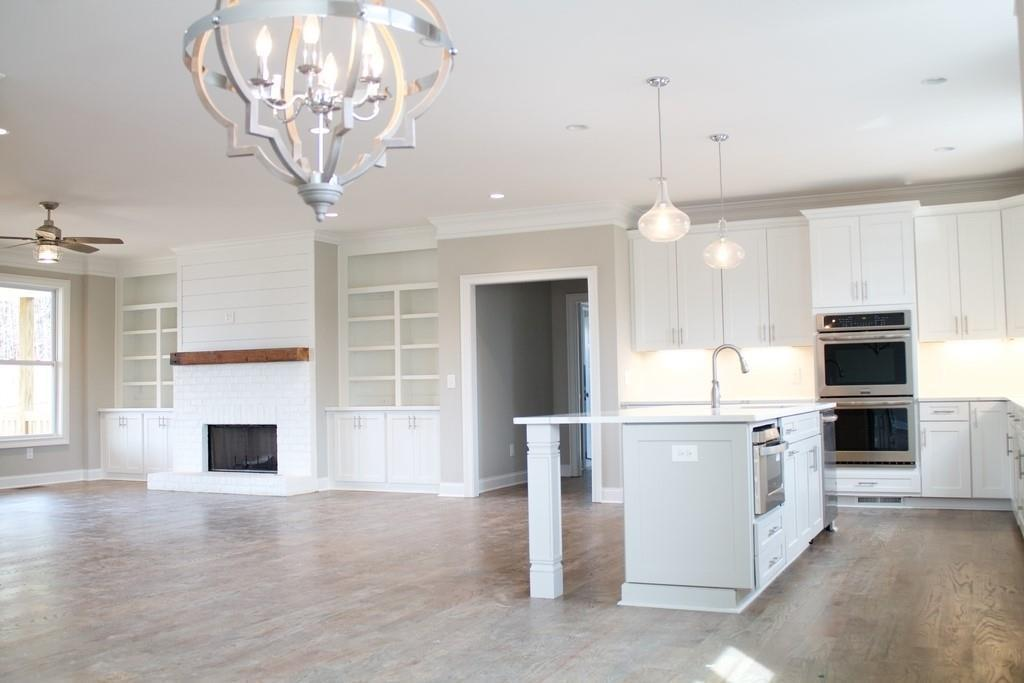 Kitchen featured in The Leigh Carriage I By Phoenix Custom Builders  in Atlanta, GA