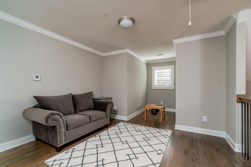 Bedroom featured in The Somerset Manor By Phoenix Custom Builders  in Atlanta, GA