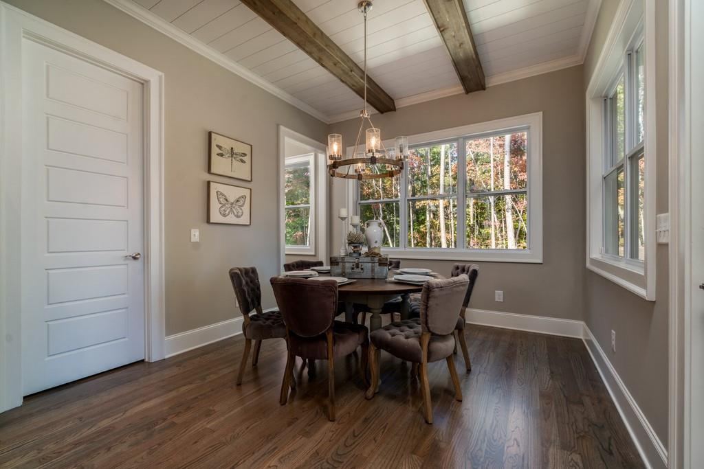 Kitchen featured in The Somerset Manor By Phoenix Custom Builders  in Atlanta, GA