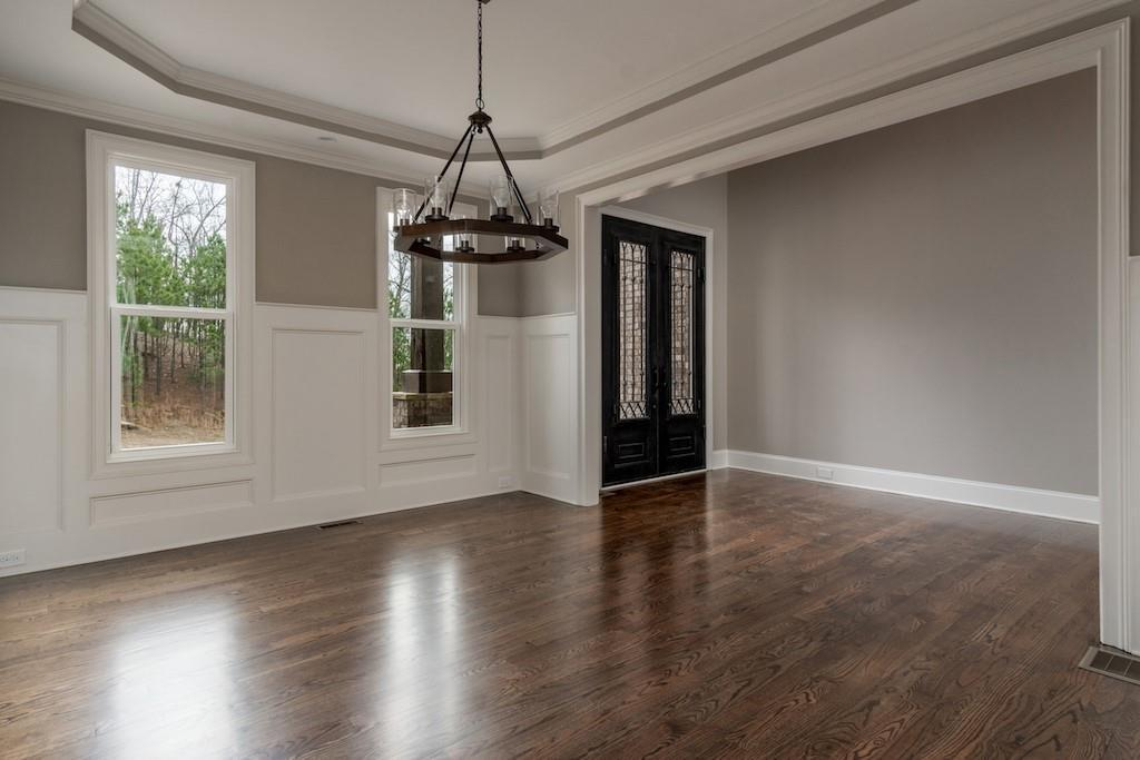 Living Area featured in The Norwich Cottage By Phoenix Custom Builders  in Atlanta, GA