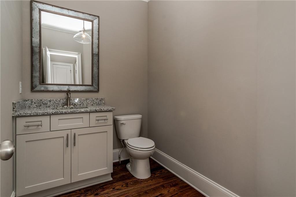 Bathroom featured in The Norwich Cottage By Phoenix Custom Builders  in Atlanta, GA