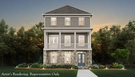 Kensley in milton ga new homes floor plans by john for John wieland homes floor plans