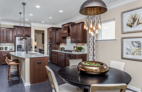 Kitchen-in-Continental-at-Estates at Yates Pond-in-Apex