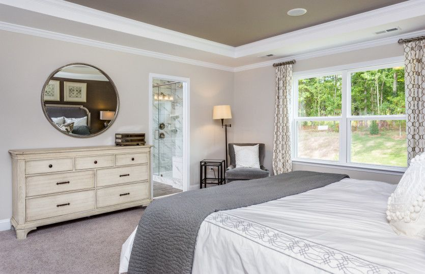 Bedroom featured in the Foxfield By John Wieland Homes in Raleigh-Durham-Chapel Hill, NC