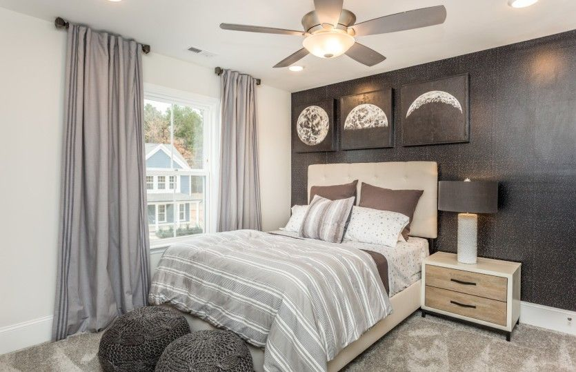 Bedroom featured in the Waterstone By John Wieland Homes in Raleigh-Durham-Chapel Hill, NC