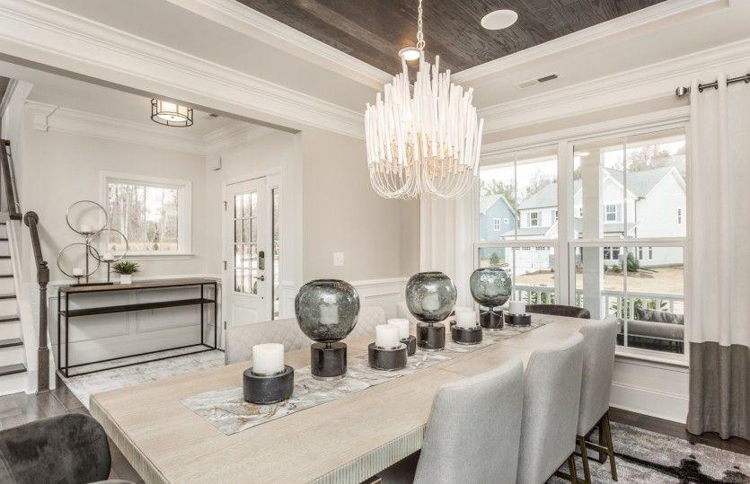 Living Area featured in the Waterstone By John Wieland Homes in Raleigh-Durham-Chapel Hill, NC