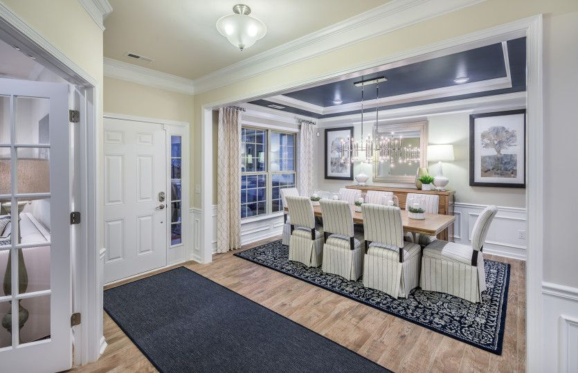 Living Area featured in the Wingate By John Wieland Homes in Raleigh-Durham-Chapel Hill, NC