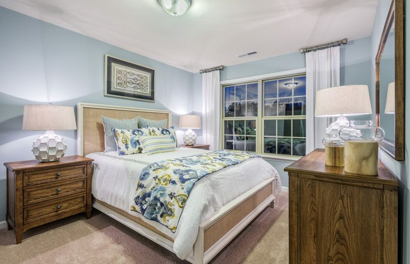 Bedroom featured in the Wingate By John Wieland Homes in Raleigh-Durham-Chapel Hill, NC