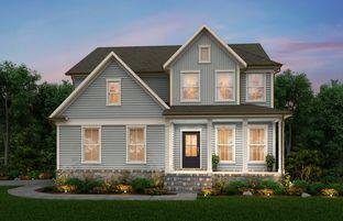 Continental - Estates at Yates Pond: Apex, North Carolina - John Wieland Homes