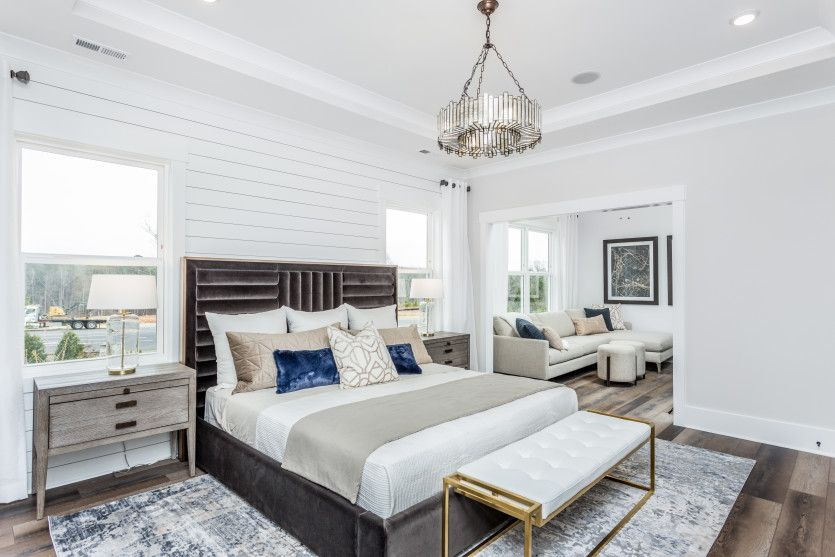 Bedroom featured in the Continental By John Wieland Homes in Raleigh-Durham-Chapel Hill, NC