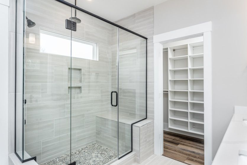 Bathroom featured in the Continental By John Wieland Homes in Raleigh-Durham-Chapel Hill, NC