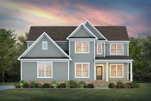 Vanderbilt - Estates at Yates Pond: Apex, North Carolina - John Wieland Homes