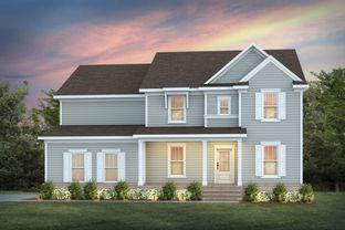 Melrose - Estates at Yates Pond: Apex, North Carolina - John Wieland Homes