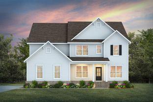 Willwood - Estates at Yates Pond: Apex, North Carolina - John Wieland Homes