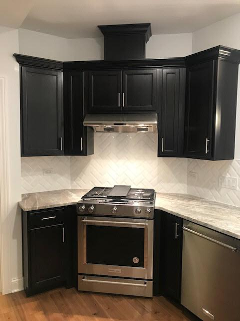 Kitchen featured in the Piccolo Series- Modesto By Lakeview Homes LLC in Chicago, IL