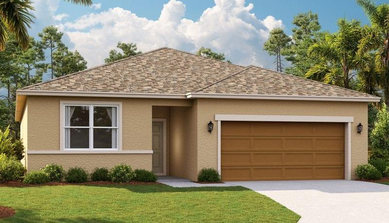'Lake Denham Estates' by Avex homes in Orlando