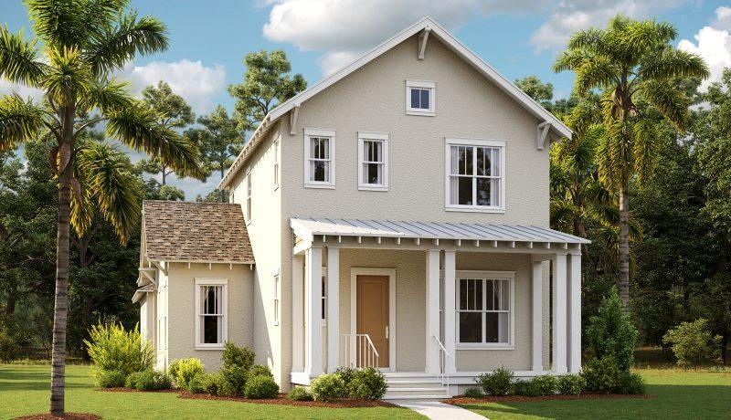 Exterior featured in the Hampton By Avex in Orlando, FL